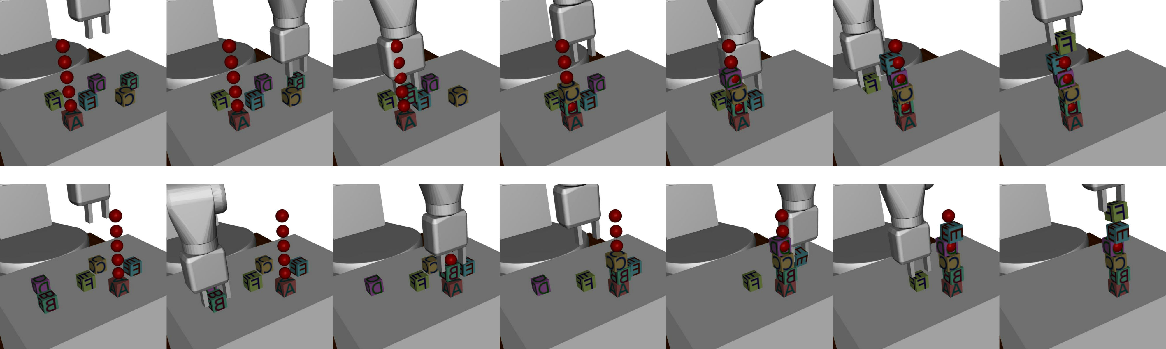 Overcoming Exploration in Reinforcement Learning with